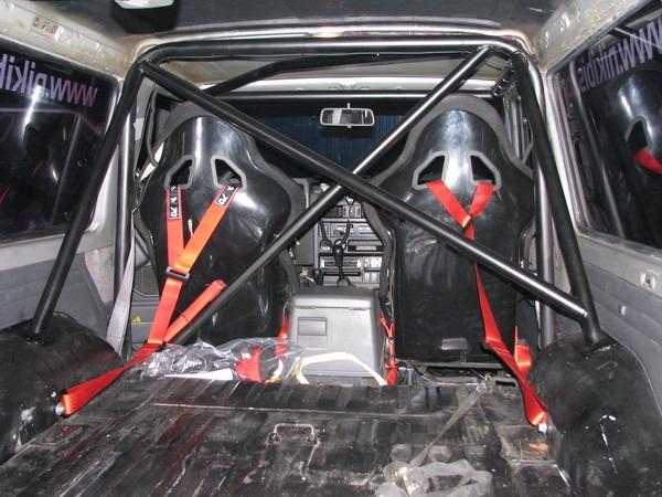 Ireco Motorsport Germany Nissan Patrol