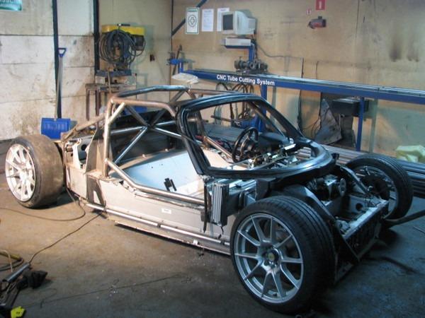 Ireco Motorsport Germany Opel Speedster